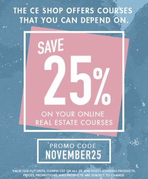 Education - CEShop November Promo